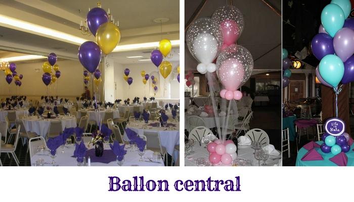 Ballon central