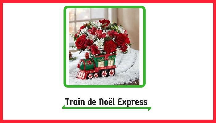 Train de Noël Express