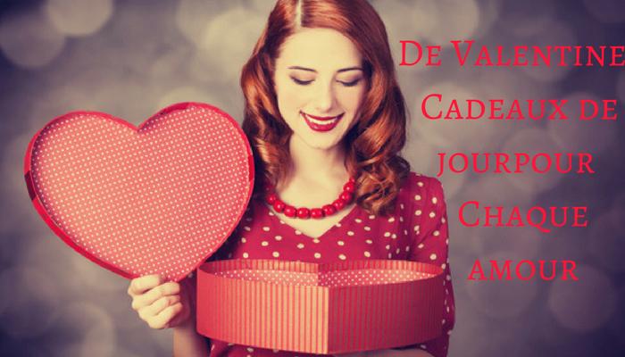 Top 6 des cadeaux de Saint-Valentin à prix abordable pour chaque amour