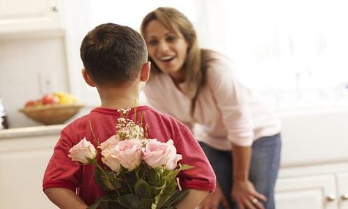 Bouquet de Fleurs Pour Elle