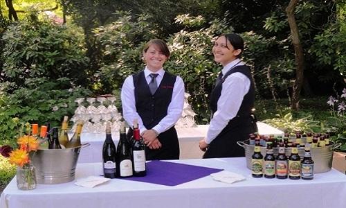 Servin du vin