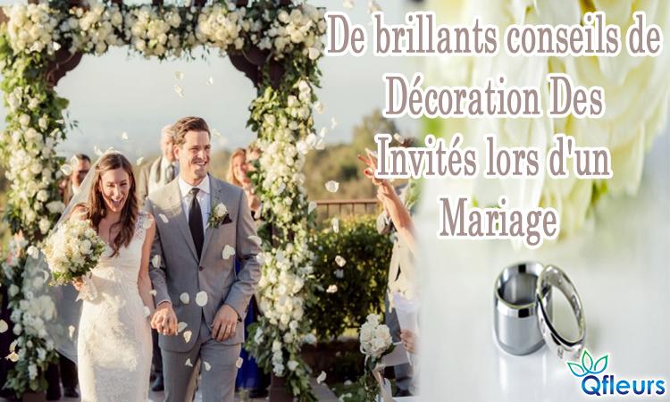 Brillient decoration for wedding