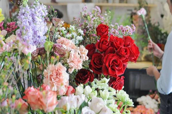 Acheter uniquement des fleurs