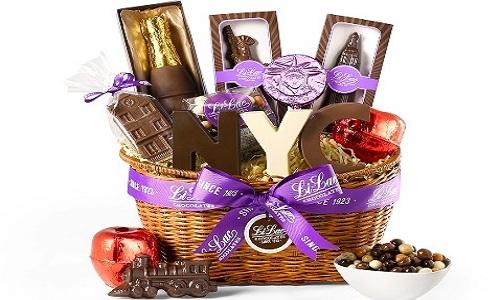 Panier de chocolats