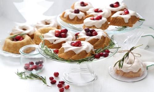 Choisissez differents desserts
