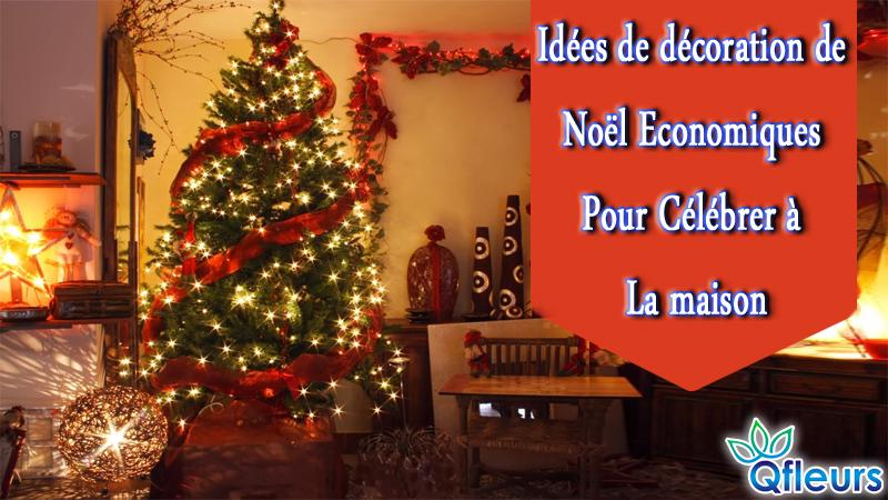 Budget friendly christmas decoration