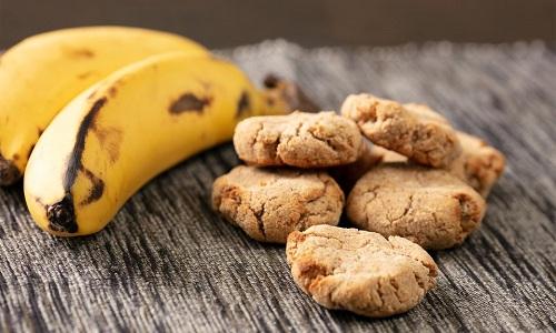 Cookies aux bananes