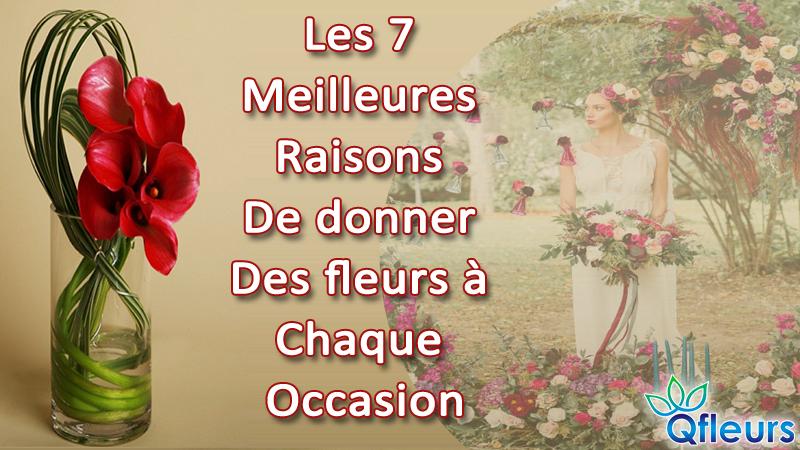 fleurs des occasion