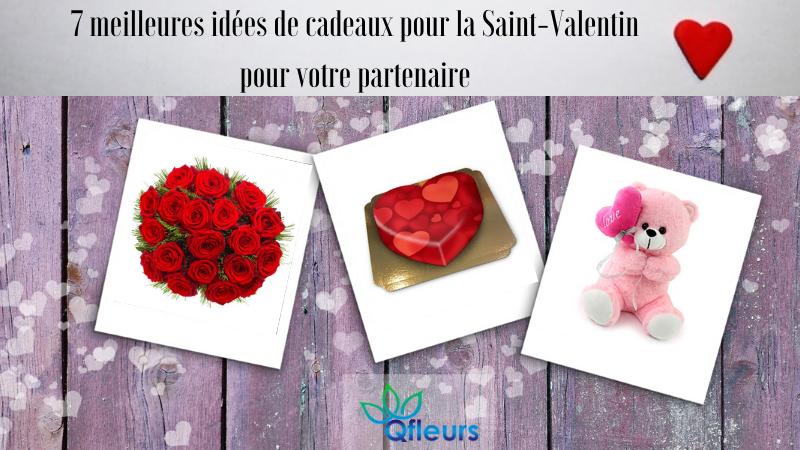 7 meilleures idées de cadeaux pour la Saint-Valentin pour votre partenaire