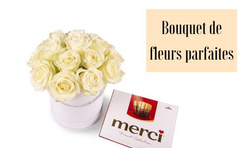 Bouquet de fleurs parfaites
