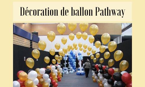 Décoration de ballon Pathway