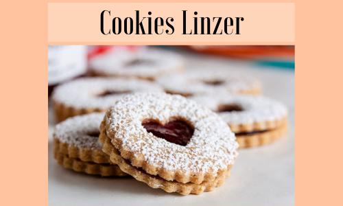 Cookies Linzer