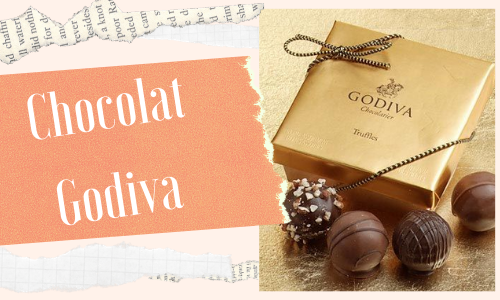 Chocolat Godiva