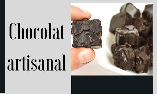 Chocolat artisanal