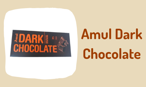Amul Dark Chocolate