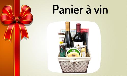Panier à vin