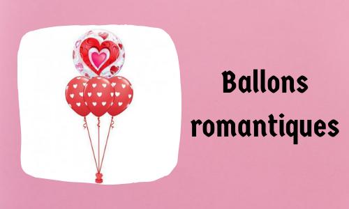 Ballons romantiques