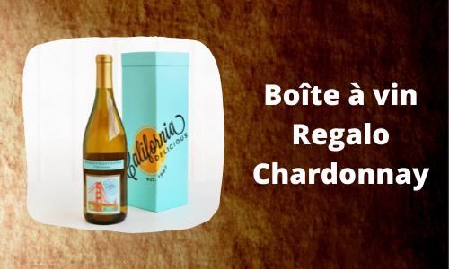 Boîte à vin Regalo Chardonnay