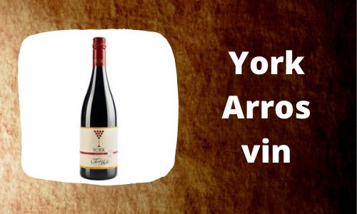 York Arros vin