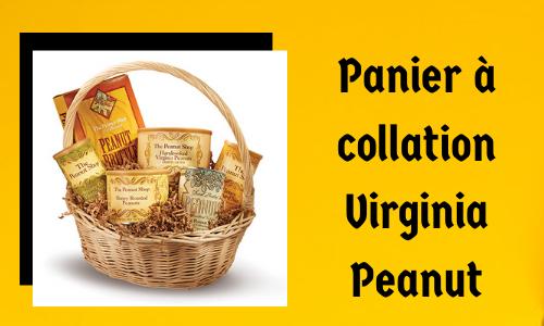 Panier à collation Virginia Peanut