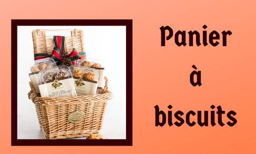 Panier à biscuits