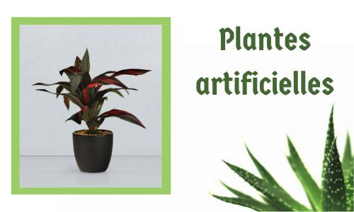 Plantes artificielles