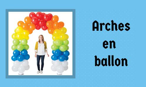Arches en ballon