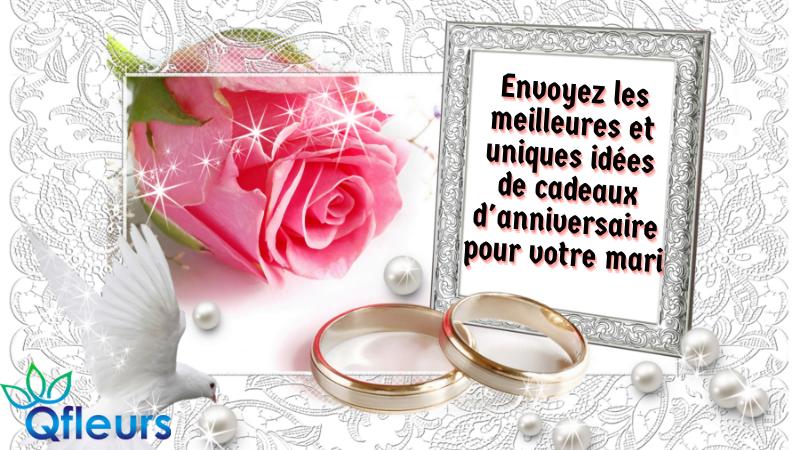 Envoyez les meilleures et uniques idées de cadeaux d'anniversaire pour votre mari