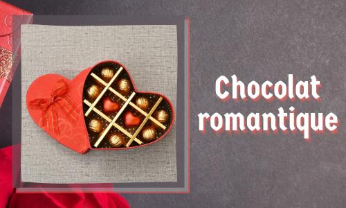 Chocolat romantique