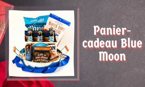 Panier-cadeau Blue Moon