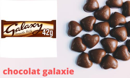 chocolat galaxie