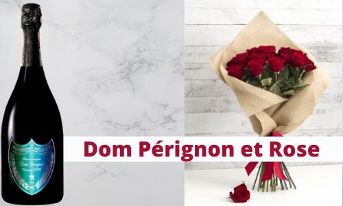 Dom Pérignon et Rose