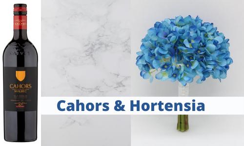 Cahors & Hortensia