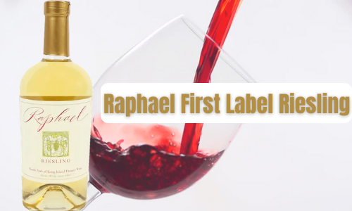 Raphael First Label Riesling
