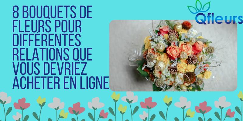 8 bouquets de fleurs pour différentes relations que vous devriez acheter en ligne