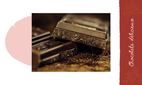 Chocolats délicieux