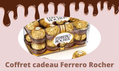 Coffret cadeau Ferrero Rocher