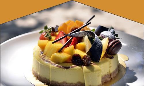 Gâteau pour célébrer la fête des mères