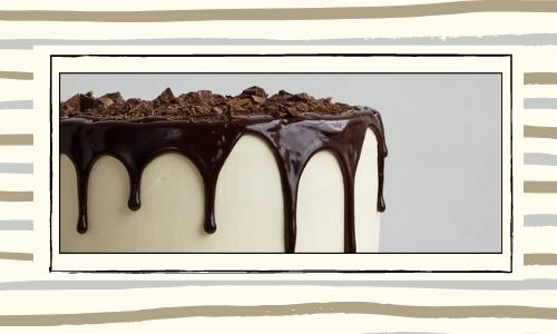 Toute occasion est incomplète sans gâteau