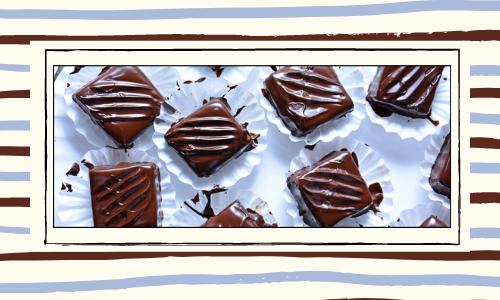Les chocolats peuvent ajouter de la douceur à toutes les occasions