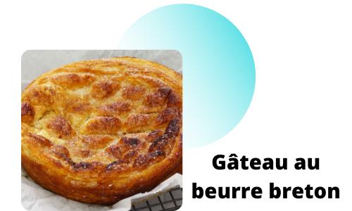Gâteau au beurre breton