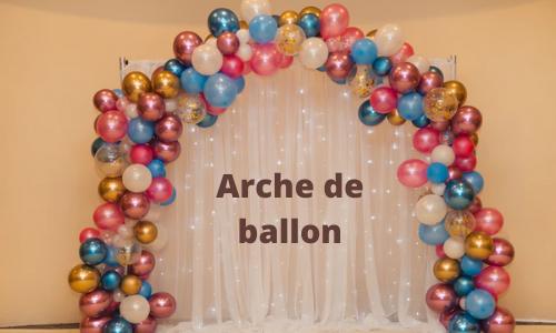 Arche de ballon