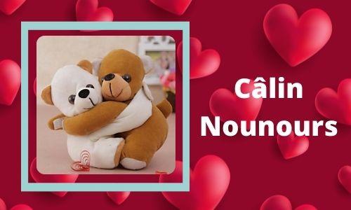 Câlin Nounours