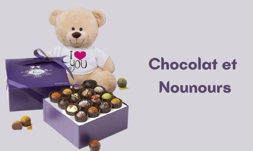 Chocolat et Nounours